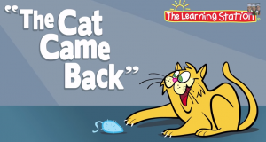 The Cat Came Back – Children's Songs